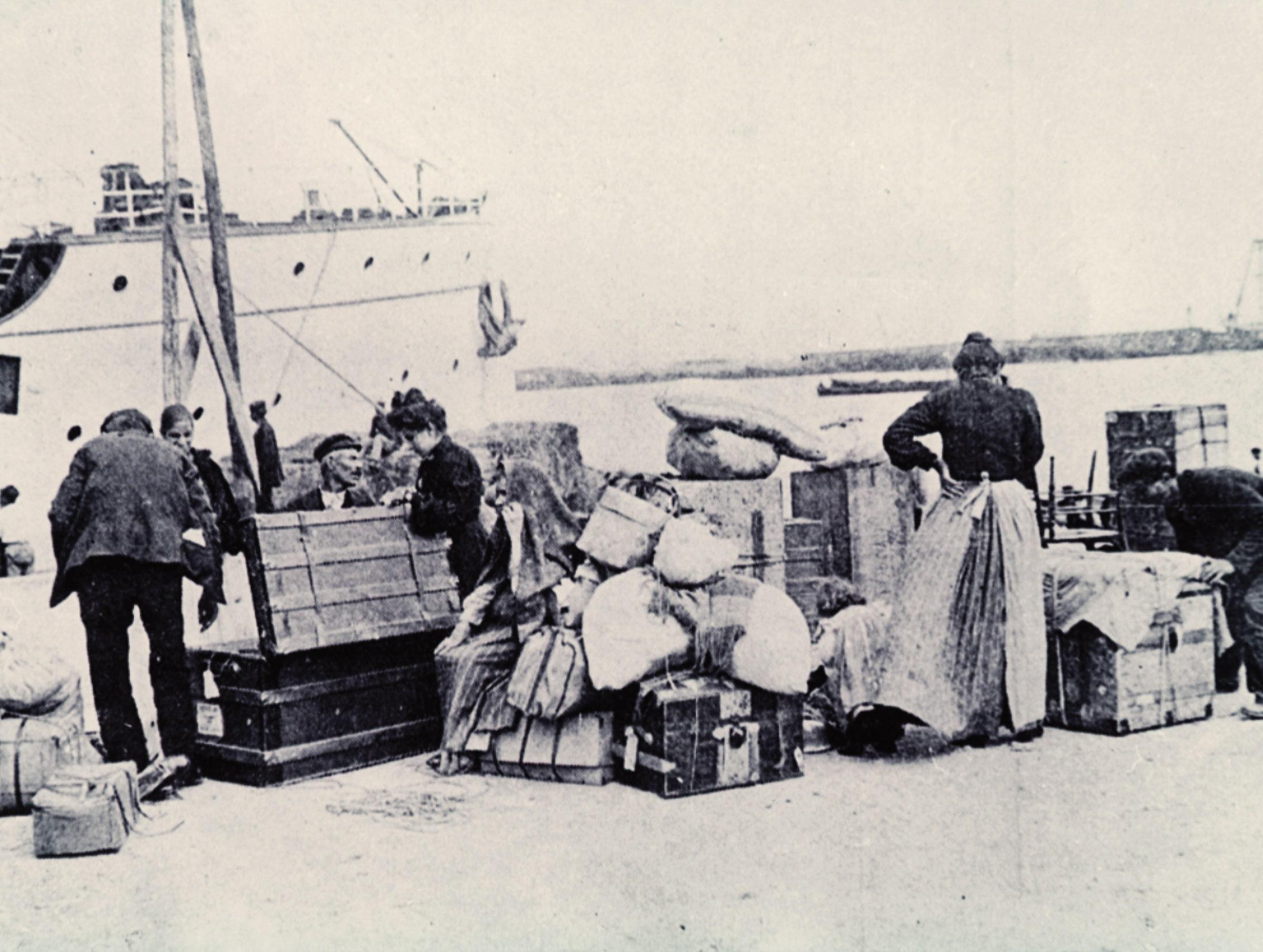A Grande Imigração Italiana